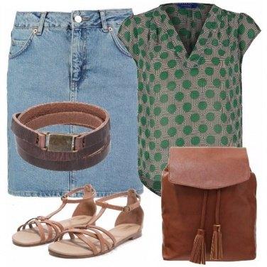 Outfit Un po\' vintage