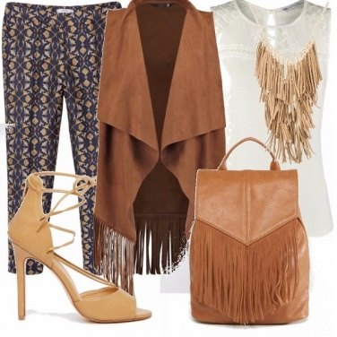 Outfit Frange galore