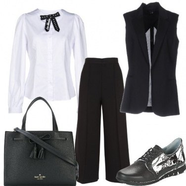 Outfit Mannish girl