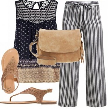 Outfit Mix e match fantasie