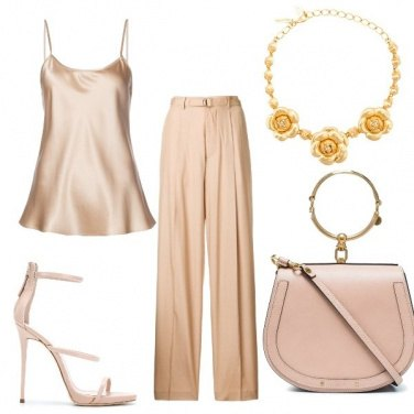 Outfit Tre rose