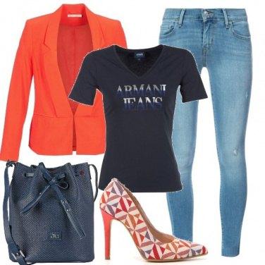 Il Piumino Con L 39 Ecopelliccia Outfit Donna Trendy Per