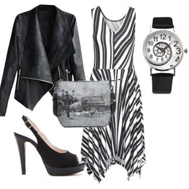 Outfit Elegante con carattere