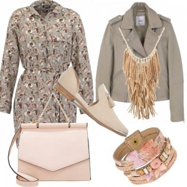Outfit Chiari e pastels