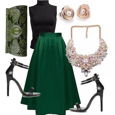 Outfit Principessa glam