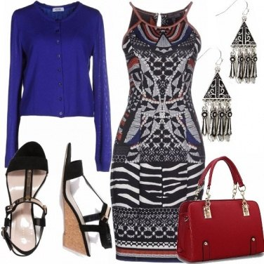 Outfit Tribal chic