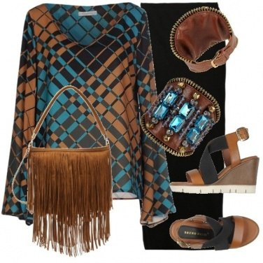 Outfit Bohemian girl