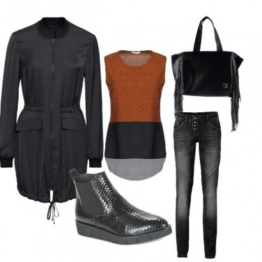 Outfit Trendy #4005