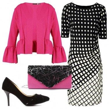 Outfit Geometrie per la cerimonia