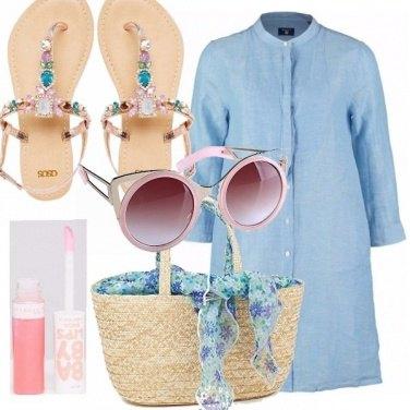 Outfit Verso la spiaggia