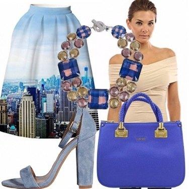 Outfit Oggi vado a New York!