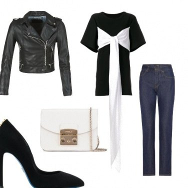 Outfit Rock #578