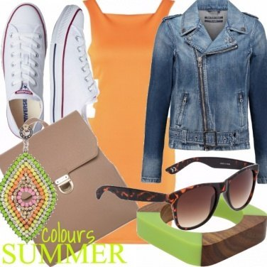 Outfit Summer Colours