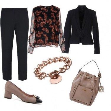 Outfit Ufficio, una parola....eleganza