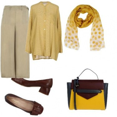 Outfit Ufficio, oggi trendy