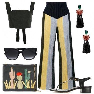 Outfit Comoda, fresca e glam
