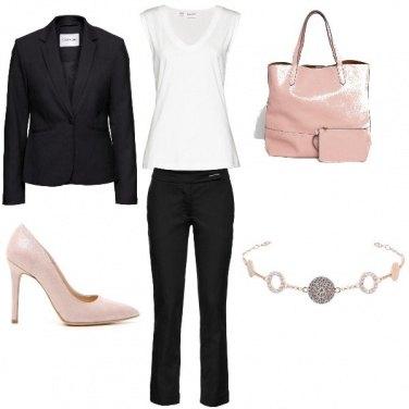 Outfit Dopo il lavoro, un po' di shopping