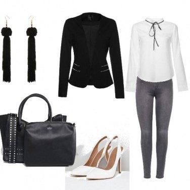 Outfit Ufficio time