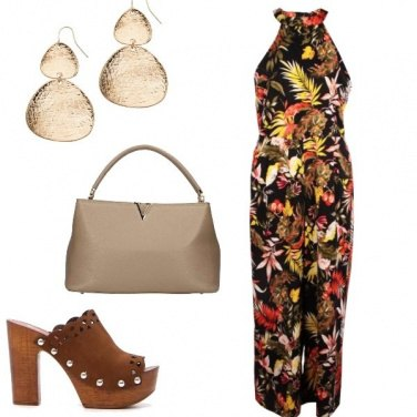 Outfit Etnico #374