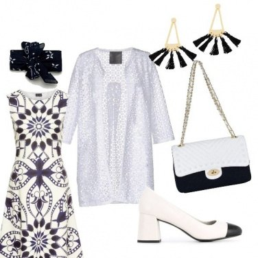 Outfit Black & White ???