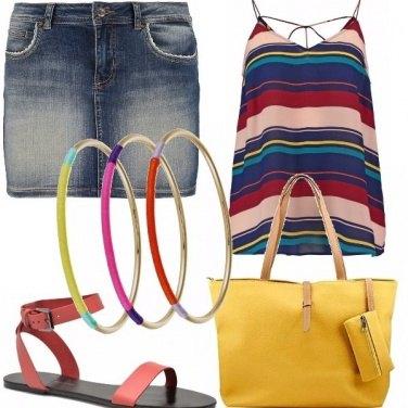 Outfit Spazio ai mille colori
