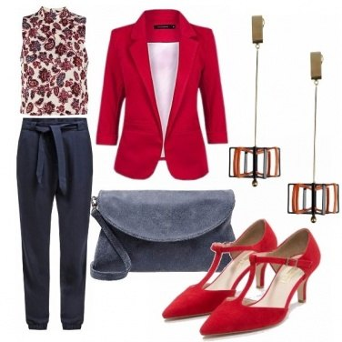 Outfit Re-red