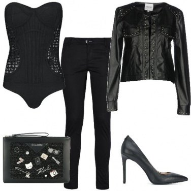 Outfit Sexy #392