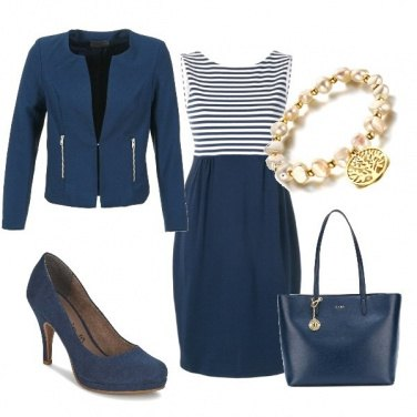 Outfit Apery sea