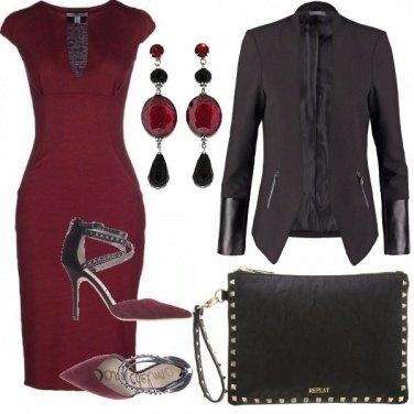 Outfit Tubino rock