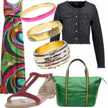 Outfit Gipsy a colori