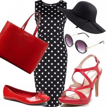 Outfit Audrey contemporanea