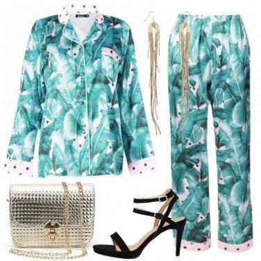 Outfit Pijama Style