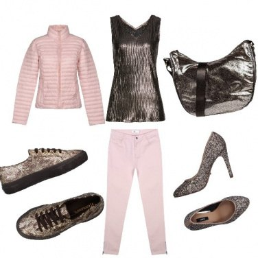 Outfit Easy chic