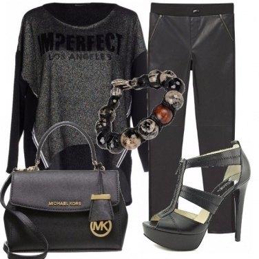 Outfit Mamma aggressive