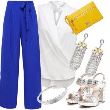 Outfit Occasione elegante con brio