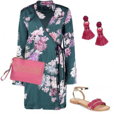Outfit Oriental spring