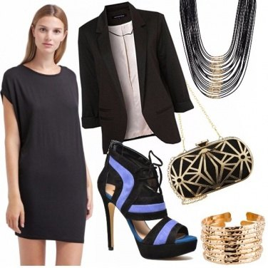 Outfit Violet touch