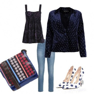 Outfit Pois & Pois