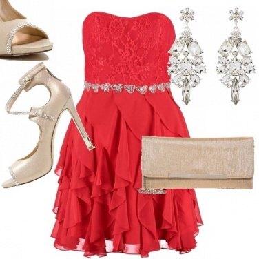 Outfit Un\' elegantissima madrina