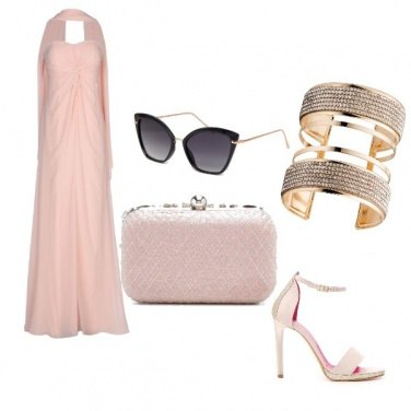 Outfit Wedding chic