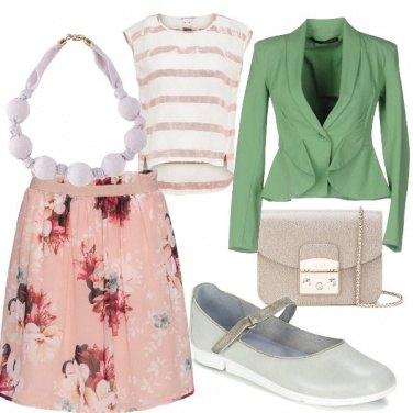 Outfit Elegante tutto il giorno