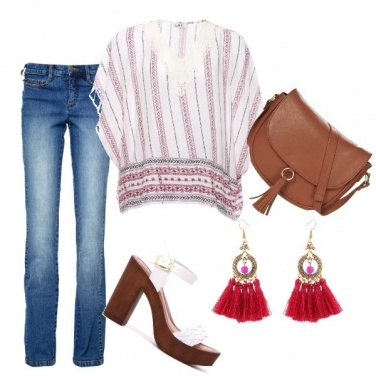 Outfit Etnico #392