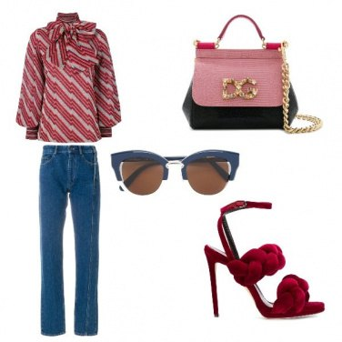 Outfit D&G love