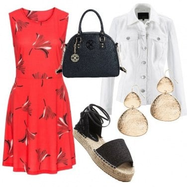 Outfit Due passi in riviera