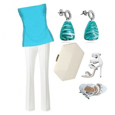 Outfit I colori dell\'estate