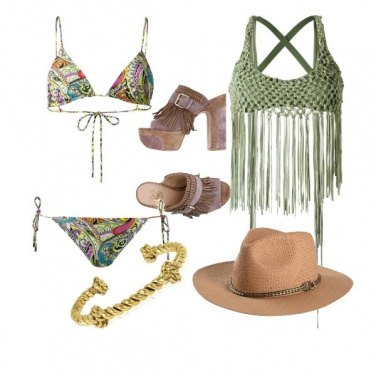 Outfit Ready for Sun