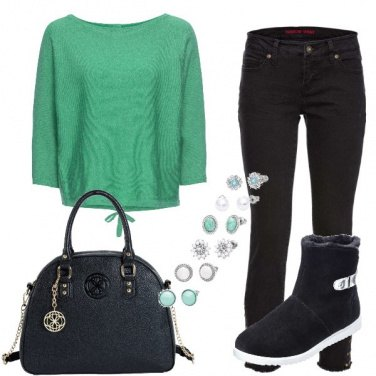 Outfit Basic #2989