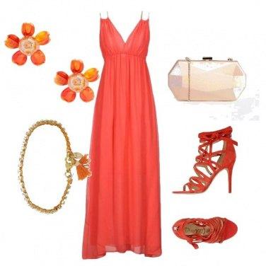 Outfit Come una dea greca