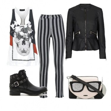 Outfit Rock #602