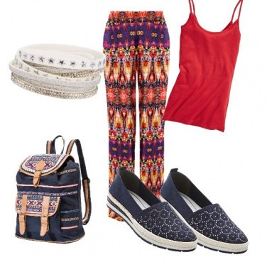 Outfit Etnico #409